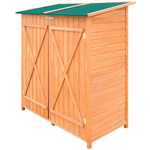 vidaXl -   Holz Gerätehaus