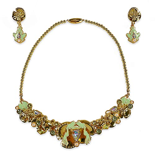 Disney Tiana Costume Jewelry Set for Girls – The Princess and the...