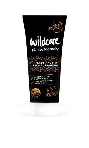 Wildcare 69011 huid- en vachtstructuur ANTI STUMPF, 100% veganistisch en gecertificeerde dierenverzorging, biologische grondstoffen