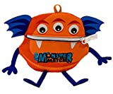 Kosmos 697969 - Monster Match, Wie viele Monster schnappst du dir? Deutsche Version. Das blitzschnelle Reaktionsspiel, lustiges Kartenspiel für Kinder ab 6 Jahren, mit praktischer Monster Tasche