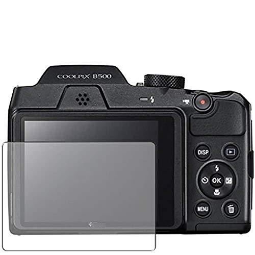 Vaxson TPU Pellicola Privacy, compatibile con Nikon COOLPIX B500, Screen Protector Film Filtro Privacy [ Non Vetro Temperato ]