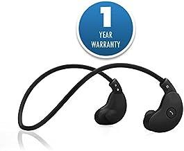 Acid Eye LH-Moon Neckband Wireless Bluetooth Headset - Black