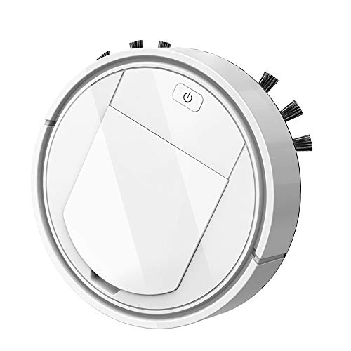 New FCHJJ Robotic Vacuum Cleaner Household Intelligent Sweeping Robot Strong Suction Power Intellige...