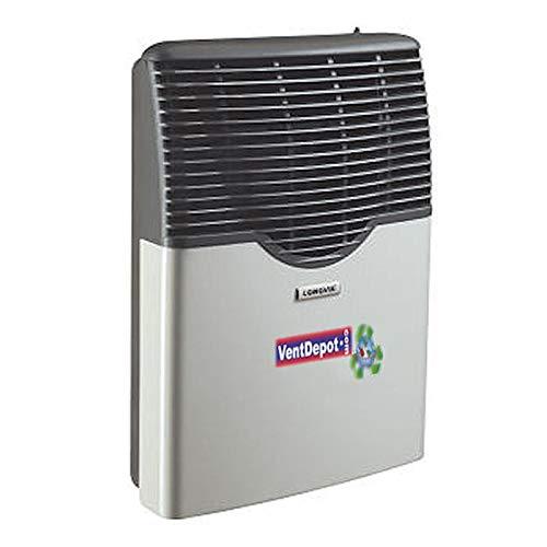 """Calefactores de Gas de Confort, WarmSweet, MXWRS-004, 11904BTU/h, Gas LP, Encendido Electrónico, Combustible Tiro Balanceado, Tubo de Gas 1/2"""", Superficie 26m²."""