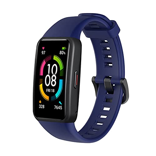 HONOR Smartwatch Magic Watch 2 (42mm), Orologio Fitness Tracker Uomo Donna Smart Watch, 5 ATM Smart Watch Cardiofrequenzimetro da Polso Pressione Smartband, 1.20 Pollice Schermo a Colori,Matte Black