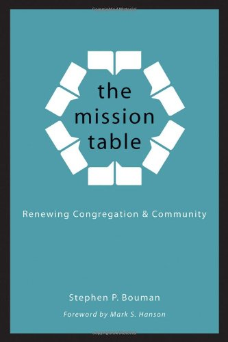 mission tables - 2