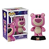 FreeStar Funko Pop Animation : Toy Story - Shake Your Head Lotso 3.75inch Vinyl Gift for Anime Fans ...