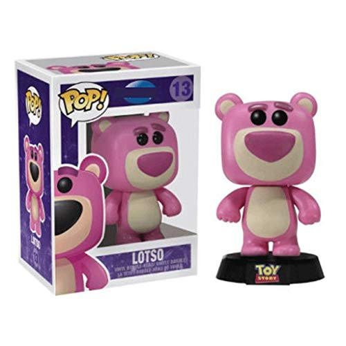 FreeStar Funko Pop Animation : Toy Story - Shake Your Head Lotso 3.75inch Vinyl Gift for Anime Fans Multicolur