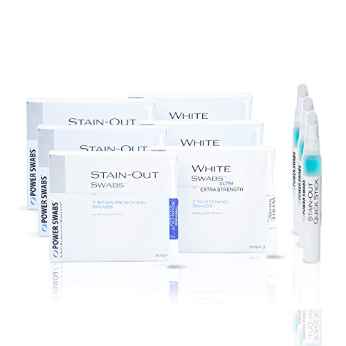Official- Power Swabs-Buy 2 Get 1 Free! 1 Month kit