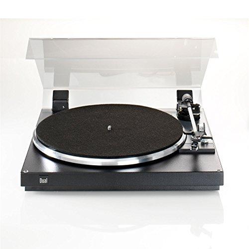 Dual CS 420 Schallplattenspieler schwarz