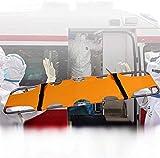 Para hospitales/clínicas/familias/campos deportivos Camilla portátil, Camilla de rescate de emergencia, Camilla plegable multiusos para el hogar, clínica hospitalaria, deportes en el hogar