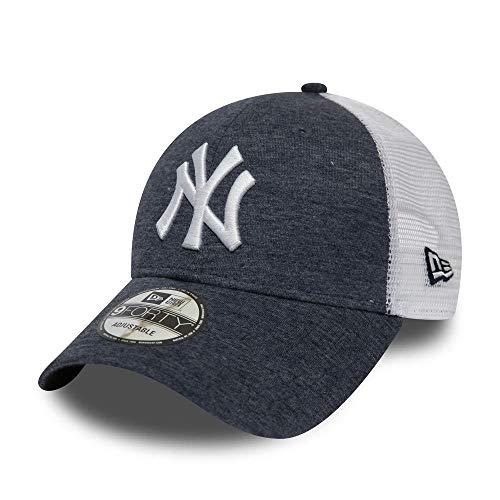 New Era Adjustable Trucker Cap - Summer New York Yankees
