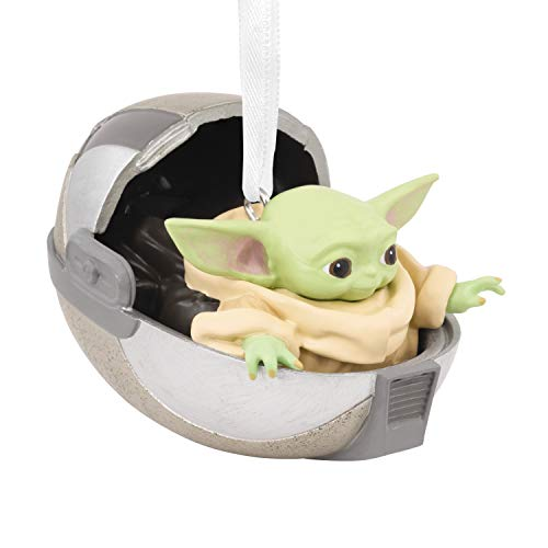 Hallmark Christmas Ornament, Star Wars: The Mandalorian The Child in Hovering Pram