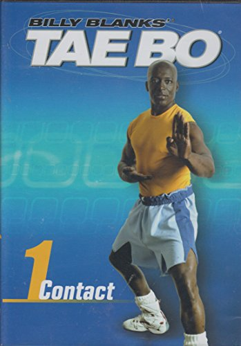 Billy Blanks' Tae Bo 1 Contact Dvd [DVD] (2004) Billy Blanks - Very Good Condition