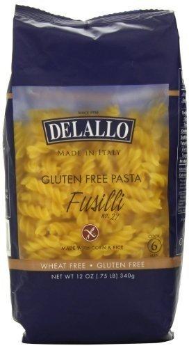 Pasta Gf CrnRce Fusilli (Pack of 12)