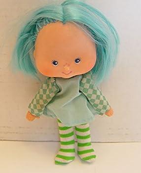 Strawberry Shortcake 1979 Blueberry Muffin Vintage Doll 5 Inch Tall Friend