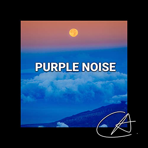 Purple Noise Glyzinie