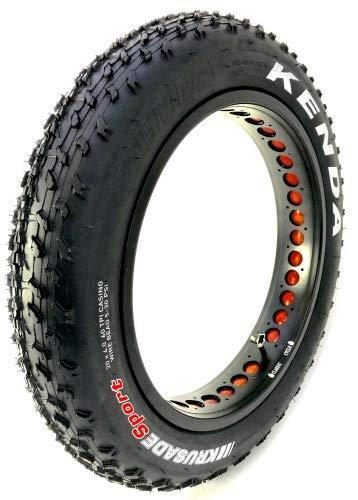 Classic Cycle 204 Kenda Krusade Sport Reifen 20 x 4.0 reinschwarz