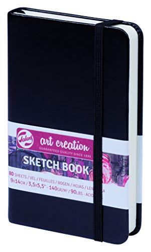 bloc Art Creation 9x14 140 gramos 80 hojas encoladas