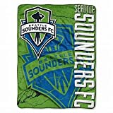The Northwest Company Seattle Sounders FC Super Plush Throw 46' X 60'