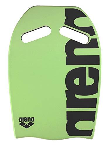 arena Unisex Schwimmbrett Kickboard als Schwimmhilfe oder zum Kraft- und Techniktraining), Green (60), One Size