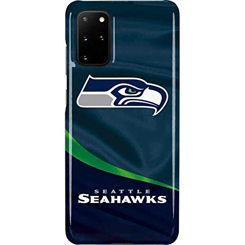 Skinit Lite Phone Case for Galaxy S20 Plus - Officially Licensed NFL Seattle Seahawks Design