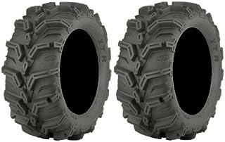 Pair of ITP Mud Lite XTR (6ply) ATV Tire 27x11-14 (2)