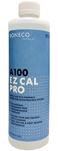 Review Of BONECO EZCal Pro A100 Humidifier Cleaner & Descaler, 14oz