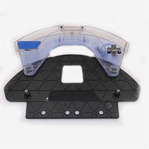 IUCVOXCVB Accesorios de aspiradora FIT FOR ECOVACS FIT para DEEBOT OZMO 930 DG3G Cleadera de vacío Robot Reemplazo Tanque de Agua Mop Soporte de Tela
