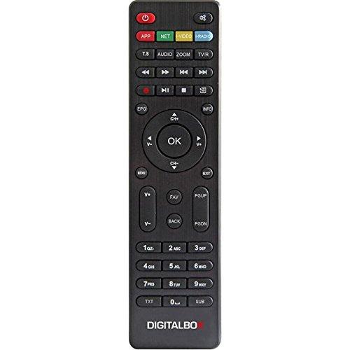 Imperial DigitalBox Fernbedienung HD 6i und HD 6i Twin