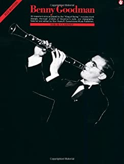 [[Benny Goodman Jazz Masters Series B Flat Instruments Edition Bflatins (Clarinet)]] [By: Various] [November, 1997]