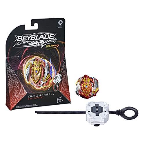 Beyblade Burst Pro Series Cho-Z Achilles Kreisel Starter Pack – Battle Kreisel mit Starter