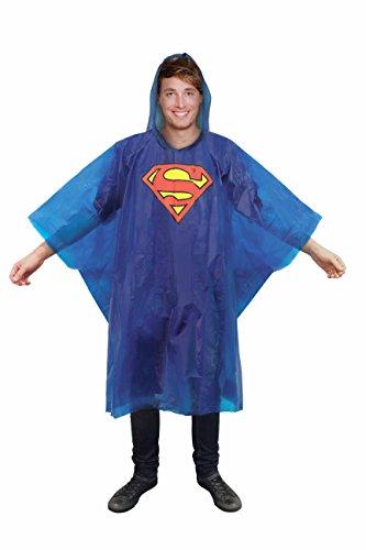 dc comics – Superman – Poncho pour Femme
