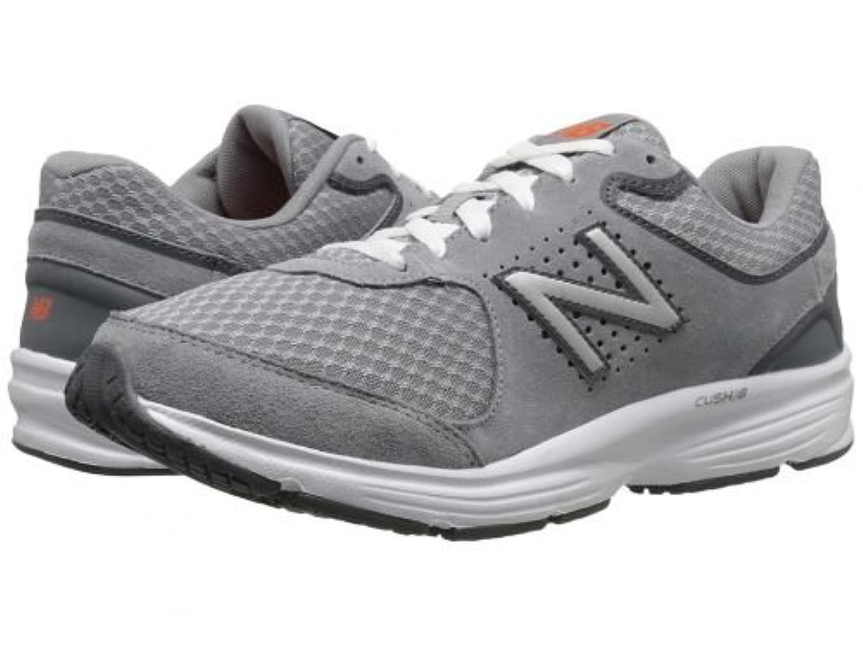 New Balance(ニューバランス) メンズ 男性用 シューズ 靴 スニーカー 運動靴 MW411v2 - Grey [並行輸入品]