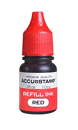 ACCUSTAMP2 Message Stamp with Micro ban Protection, COPY, Pre-Ink, Red Ink (035594) Photo #6