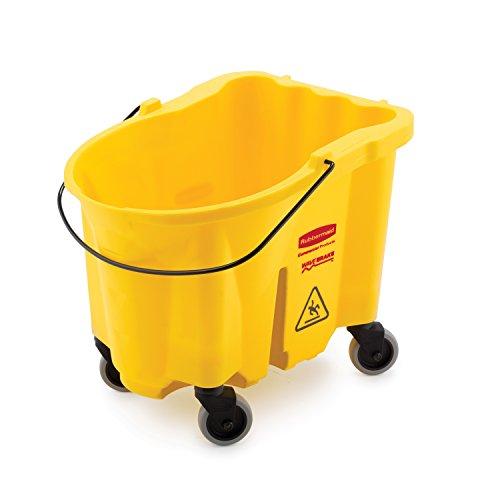 Rubbermaid Commercial FG747000YEL Bucket, 26-Quart Capacity