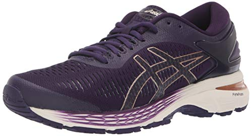 ASICS - Womens Gel-Kayano® 25 Shoes, 4 UK, Night Shade/Frosted Almond
