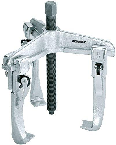 GEDORE 1.07/1-E Schnellspann-Abzieher 3-armig 90x100 mm