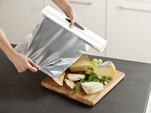Wenko Refillable Plastic Wrap Dispenser