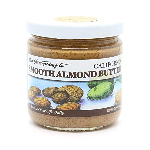 Almond Butter Smooth - 1 7oz Medium Surprise price 35% OFF Jar