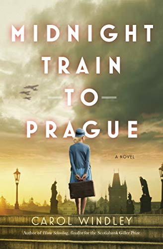 Midnight Train to Prague: A Novel (English Edition)