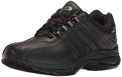 Dr. Scholl's Shoes Women's Kimberly II Work Shoe, Black, 6 Wide