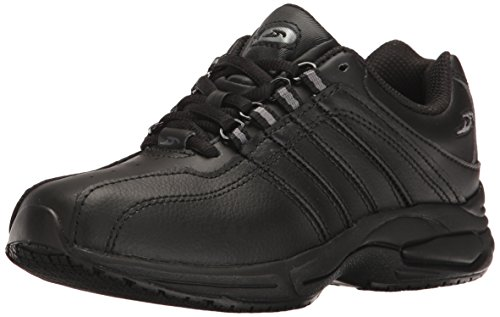 Dr. Scholl's Shoes Men's Kimberly II Work Shoe, black, 8.5 Wide
