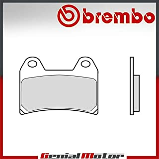 Brembo Bremsbeläge Ant 07BB19.SA NEVADA CLASSIC I.E. 750 2006 > 2008
