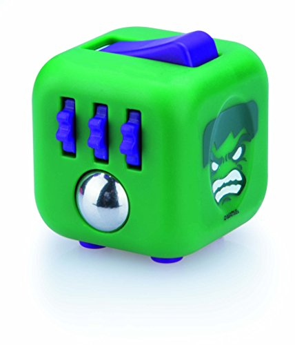 Antsy Labs The Incredible Hulk Fidget Cube