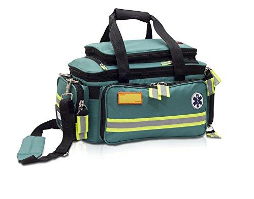 Elite Bags EMS Extreme'S Emergency Bag | Basic Life Support (Green) | First Responder | EMT Bag | First Aid Kit …
