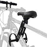 Asiento Infantil Para Bicicleta De MontañA, Compatible Con Todas Las Bicicletas De MontañA Para Adultos, Con Marco De Apoyabrazos Adecuado Para NiñOs De 2 A 5 AñOs (Hasta 48 Libras)Kids Seat+Handlebar