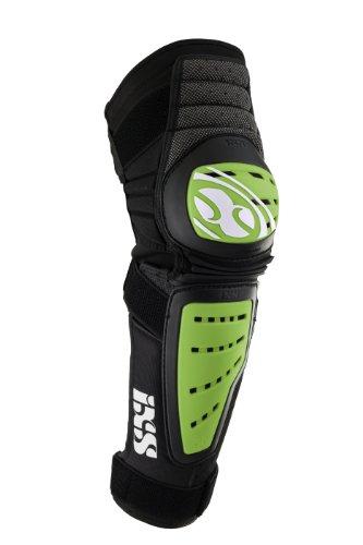 IXS Erwachsene Knee/Shin Guard Cleaver, grün, M
