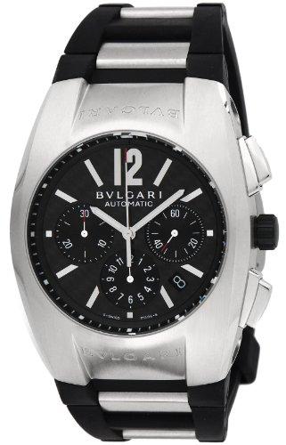 [ブルガリ]BVLGARI 腕時計 EG40BSVDCH エルゴン クロノグラフ ブラック メンズ [並行輸入品]