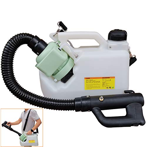 WSF 8L Electric Sprayer ULV Fogger Machine for Home Garden & Public Place Ultra Capacity Spray Machine 31.5inc Hose & 18ft Power Cord